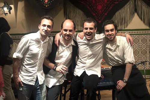 スペイン祭りチーム