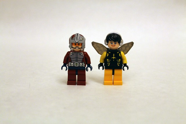 Ant-man and Was...