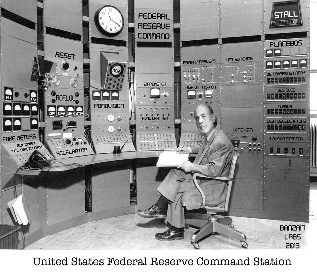 FEDERAL RESERVE COMMAND STATION