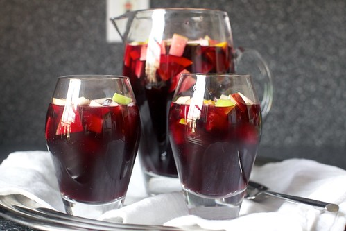 two classic sangrias | smitten kitchen