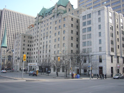 Lord Elgin hotel, Ottawa