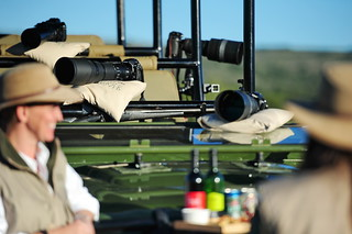 Shamwari Pro Photo Safaris - Time To Relax