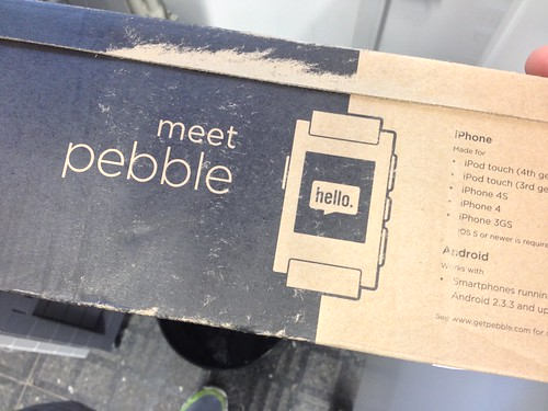 Pebble by habi
