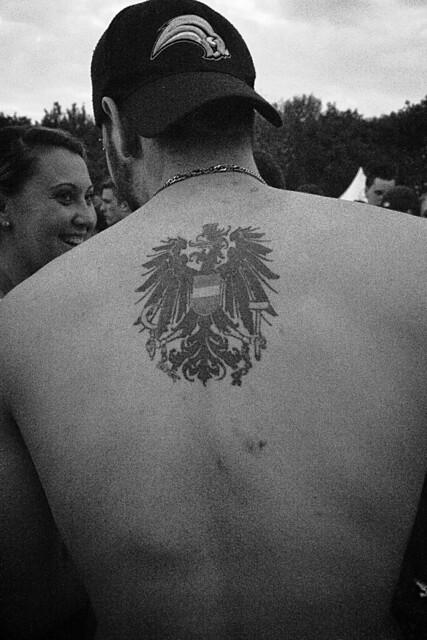 El escudo de austria