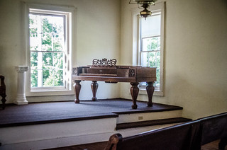 Cokesbury Square Piano