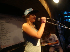 Marlene Prinz, textstrom Poetry Slam Wien