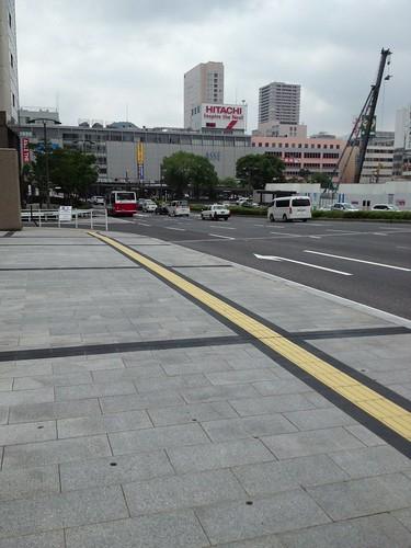 広島駅へ by haruhiko_iyota