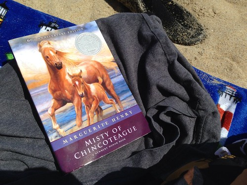 Reading Misty of Chincoteague