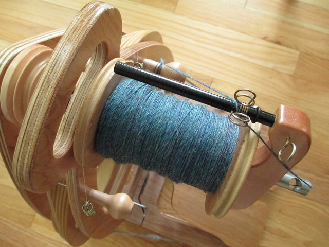 Spinning polworth