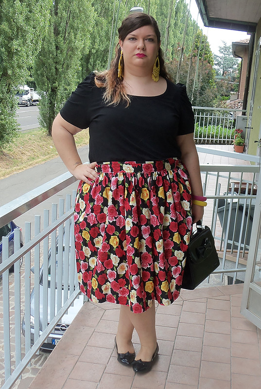 outfit nero e rose5