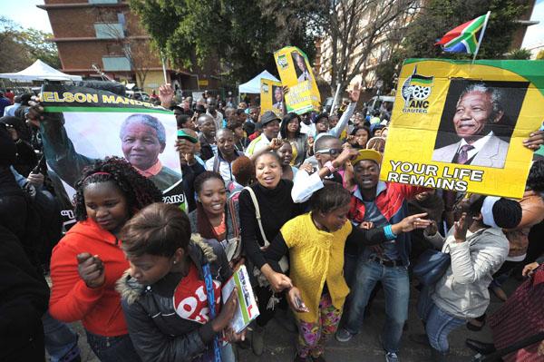 (9)SUDAFRICA-PRETORIA-POLITICA-MANDELA