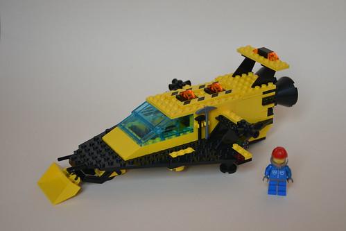 LL-924 Backhoe