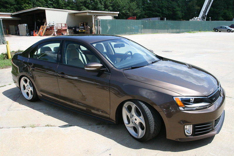 metallic brown jetta
