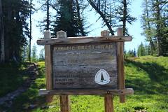 Harts Pass hike and Slate Peak
