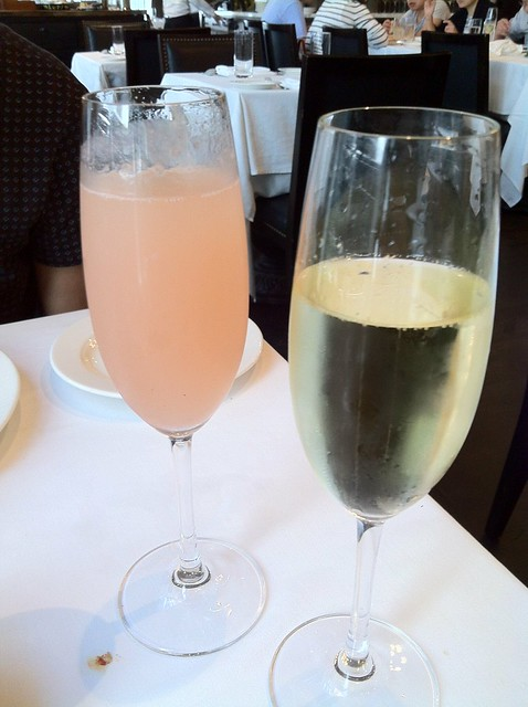 Champagne Brunch at LUPA Hong Kong
