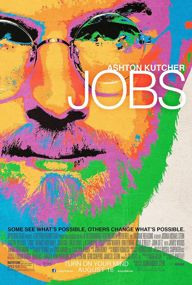 Poster y crítica de la película jOBS