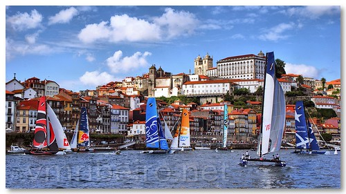 Regata no Douro by VRfoto