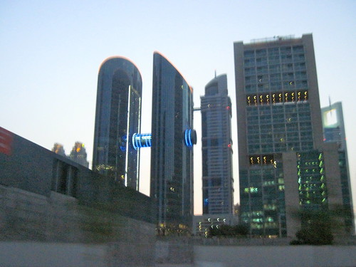 Cool Dubai Building