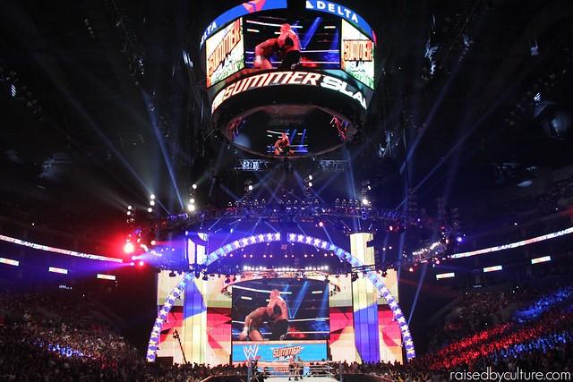 #WWEMamarazzi #SummerSlam