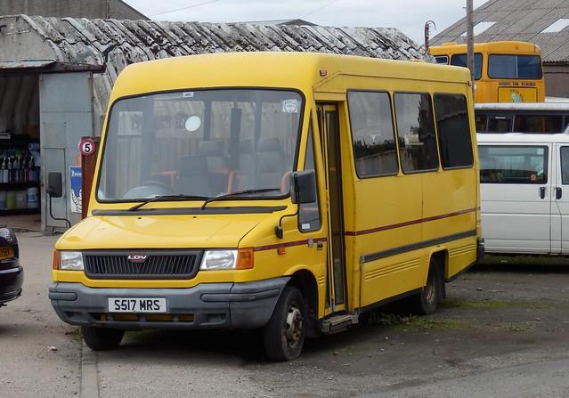 Bain's ex Aberdeen S517 MRS