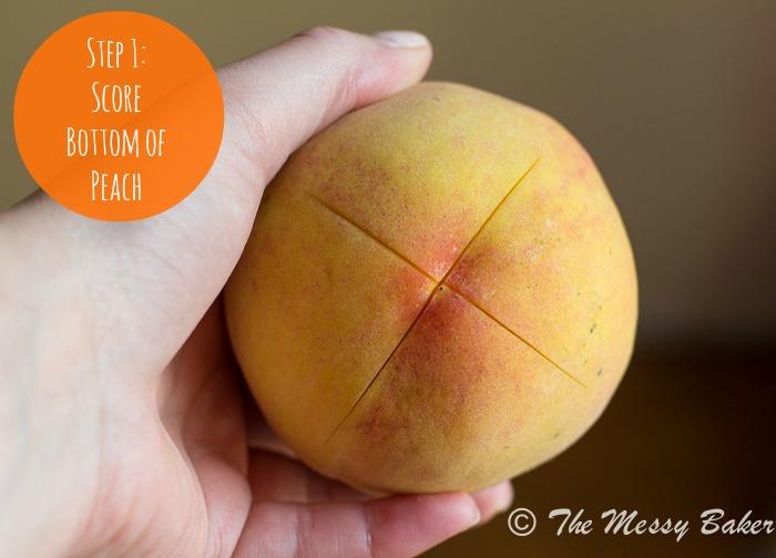 How To Freeze Peaches  www.themessybakerblog.com-8347