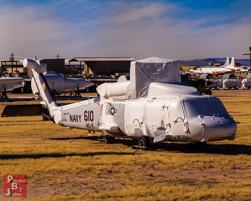 SH-60 in the Boneyard