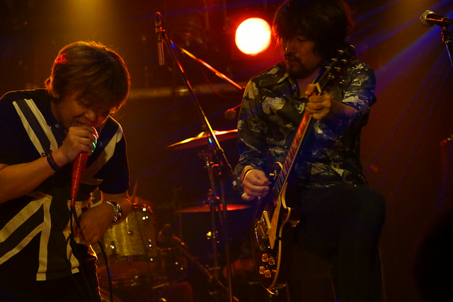 THE ELECTRIC EEL live at ShowBoat, Tokyo, 07 Sep 2013. 175
