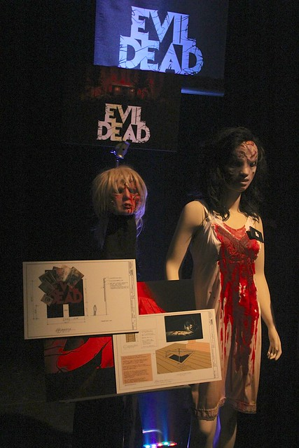 Halloween Horror Nights 2013 press preview at Universal Orlando