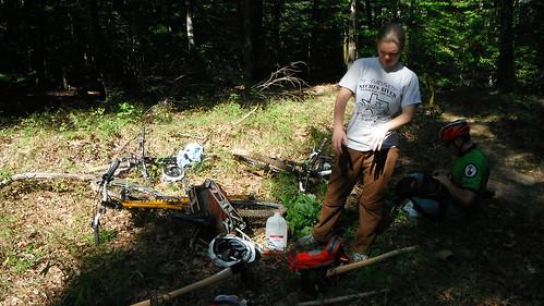 Brown County Beakdown Preparations