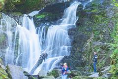 Torc watervallen
