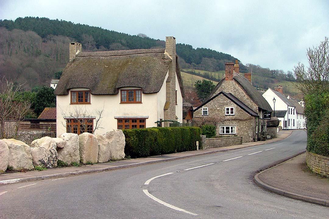 10. Paisaje rural en Devon. Autor, Teddeady