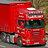 the RED Lorry ~ YELLOW Lorry group icon