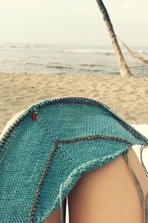 knitting on the big island.