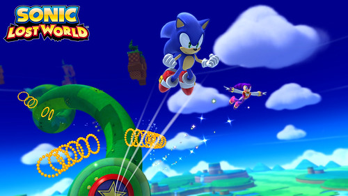 Sonic Lost World Bonus Edition