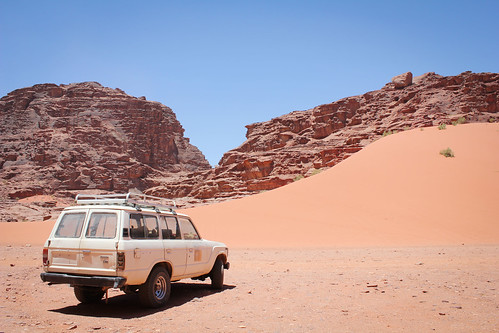 Bedouin Expedition Jeep Tour