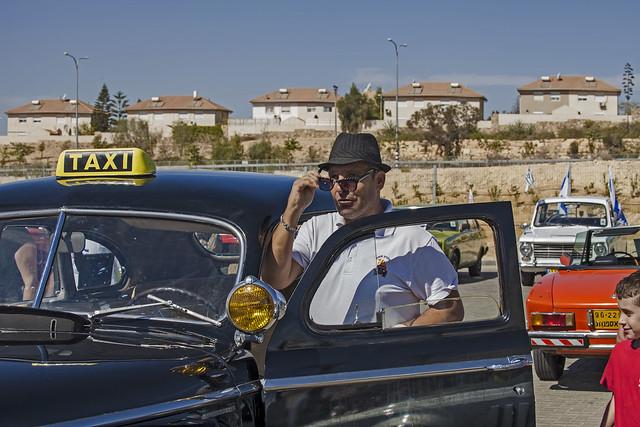 Taxi till Tel Aviv