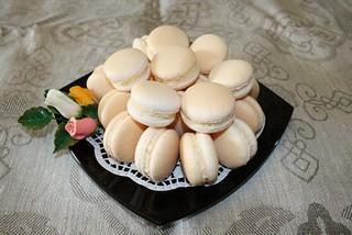 Macarons al Cocco