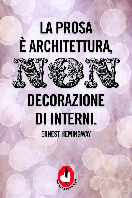 prosa-è-architettura