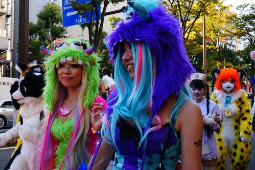 Kawasaki Halloween Parade 2013 55