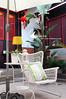 珠山50號民宿(依山行館)坐在這裡享受悠閒