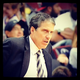 Game 4 #WittmanFace --> the outcome was different (a win!), but portions of the struggle are treated just the same. #Wizards