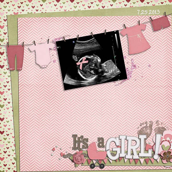 Its'a girl