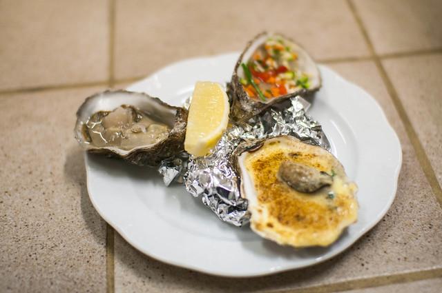 3x oester