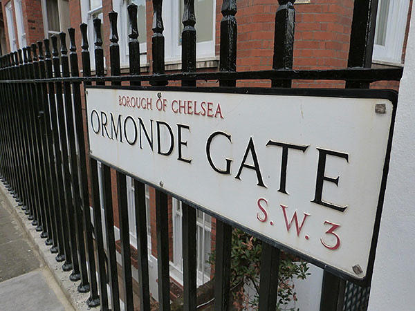 ormonde gate