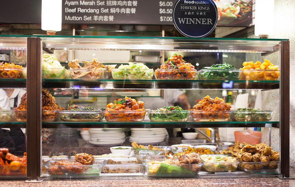 Singaporelainen keittiö, ruokamatkailijan taivas | 2013