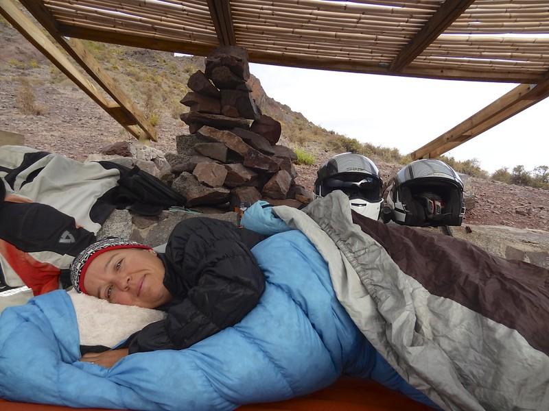 wild camp 35