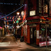 Dublin at night by sxdlxs