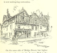 "British Library digitised image from page 111 of ""Bygone Cheshire. Edited by W. Andrews"""