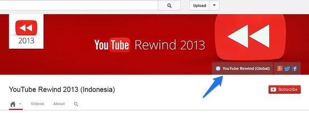 Youtube Rewind (Global)