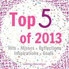 Top 5 of 2013 - An Annual Blog Series